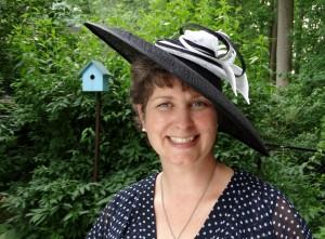 Garden Tea & Hat Party 6-9-13 042